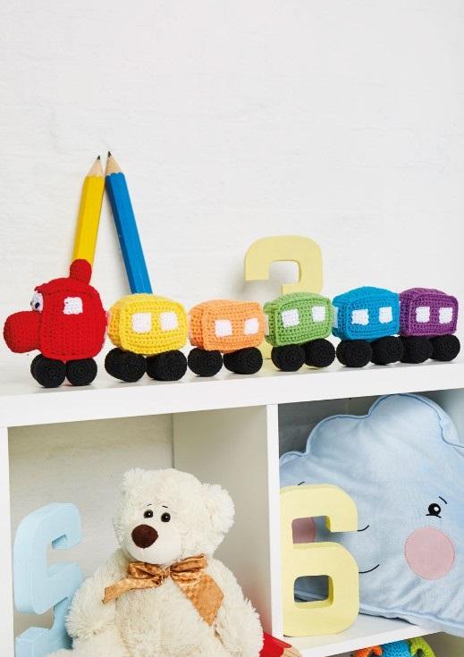Rainbow train